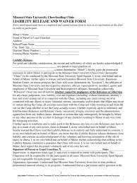 download naui waiver and release form docshare tips