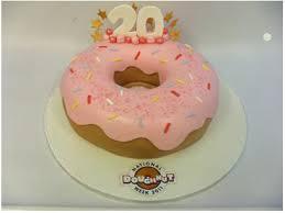 doughnut cake dunn u0027s bakery