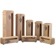 vaughn ascend wood blocks wood block log drum accessories