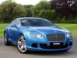 bentley blue used bentley continental gt blue for sale motors co uk