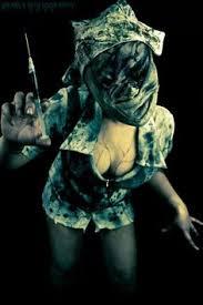 Silent Hill Nurse Halloween Costume Fever Costume Love Halloween