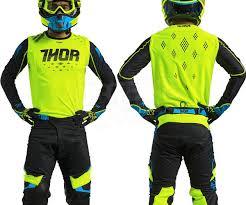 motocross gear 2018 thor prime fit green black motocross gear grips bikes