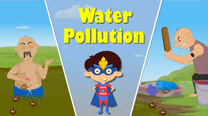 water pollution for kids youtube