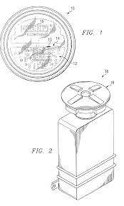 Radio Modules For Water Meters Patent Us6710721 Radio Frequency Automated Meter Reading Device