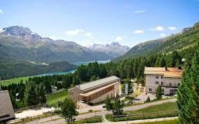 hotel st moritz schweiz berghotel randolins 3 sterne urlaub