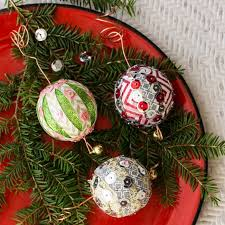 ornaments to personalize 10 ways to personalize christmas ornaments southern living