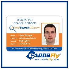 How To Make Employee Id Cards - custom design digital printing employee id card with photo buy