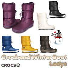 buy winter boots malaysia neoglobe rakuten global market crocs crocband winter boot
