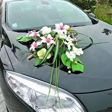 kit dã coration voiture mariage deco de voiture mariage obasinc