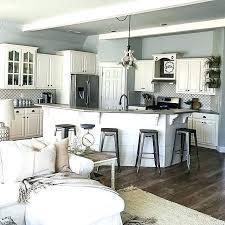 open kitchen and living room floor plans open concept kitchen and living room upsite me