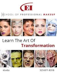 professional makeup artist schools ei school of professional makeup make up artist magazine