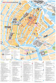 Map Of Holland Amsterdam Maps Netherlands Maps Of Amsterdam