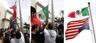 real problem with waving the mexican flag libs can u0027t explain