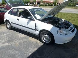2000 honda civic hatchback sale 2000 honda civic hatchback 2 door for sale used cars on