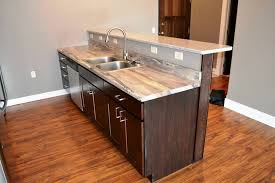 Russian River Kitchen Island Genial Diy Kitchen Countertop Ideas Russian River Schoolhouse Zinc
