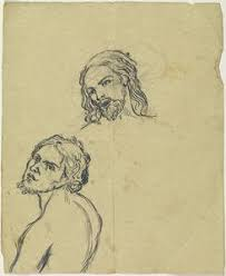 the crucifixion of christ france 18 january 1917 art iwm art