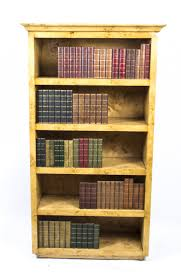 Ideas For Maple Bookcase Design Furniture Maple Bookcase Lovely Small Glass Door Bookcase Image