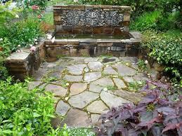 Rock Garden Landscaping Ideas Use The Open Area Of The House By Choosing Unique Rock Garden