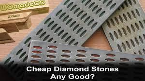 cheap diamond sharpening stones any good youtube