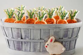 Easter Edible Decorations by Chicago Bakery Wholesale And Retail Scones Poppies Dough Poppies