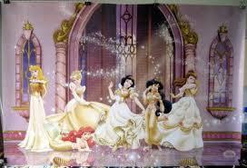 amazon com disney princesses in gold dresses poster 34 x 23 5