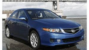 2007 Acura Tsx Interior 2007 Acura Tsx Review Roadshow