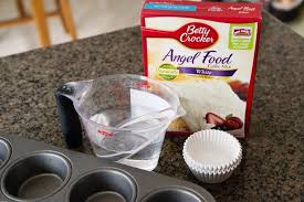 how to make angel food cupcakes recipe snapguide