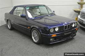 bmw e30 325i convertible for sale now sold bmw 3 series 325i motorsport conver for