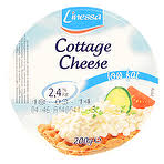 Calories In Lowfat Cottage Cheese by Calories In Lidl Linessa Low Fat Cottage Cheese 200g Nutrition