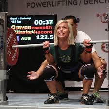 elizabeth craven mum fashionista and australia u0027s 1 powerlifter