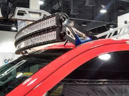Ford Raptor Led Light Bar by 2009 2014 Ford F150 U0026 Raptor Led Bar Windshield Mounts Fits 50