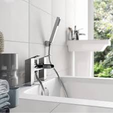 orchard wye waterfall bath shower mixer tap victoriaplum com
