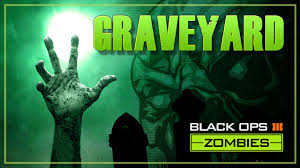 halloween graveyard map black ops 3 zombies mod youtube