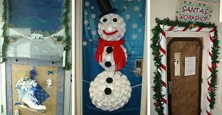 door decorations for christmas hr sponsoring annual door decorating contest salvetoday salvetoday