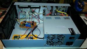 Pc Power Supply Bench Not Your Typical Atx Power Supply Hack Hackaday