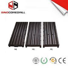 b q plastic core box core tray for core sle new material bq nq hq pq size