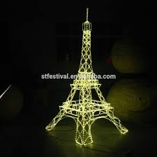 Eiffel Tower Decoration Eiffel Tower Lighted Eiffel Tower Lighted Suppliers And