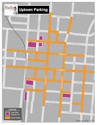 Mall Of America Parking Map by Welcome To Uptown Shelby