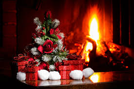 photos 2016 new year nature new year tree gifts fireplace