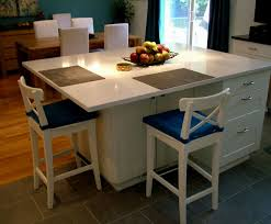 Kitchen Movable Island Movable Kitchen Island With Seating 22 Gallery Image And Wallpaper