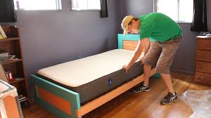 build a bed with limited tools and limited space woodworking for
