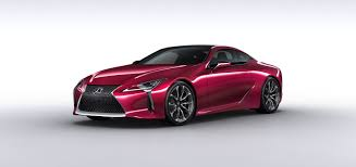 convertible lexus lexus lc to get convertible hybrid and high performance variants
