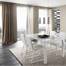 Modern White Dining Room Table Altair Dining Room Set White Formal Dining Sets Dining Room And