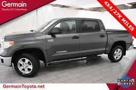 2016 toyota tundras pre owned 2016 toyota tundra sr5 4d crewmax in columbus 17061 1