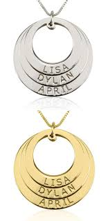 Name Plates Jewelry 11 Best Name Plate Necklaces Images On Pinterest Plate Name