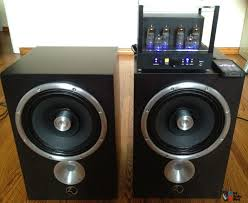Bookshelf Speaker Amp Outstanding Office Or Bedroom Sound Jolida Fx10 Tube Amp 400
