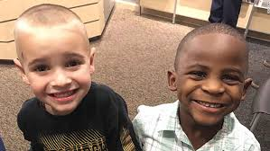 cnn haircuts black and white friends try to trick teacher with matching