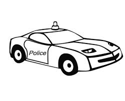 special response teams police car coloring color luna