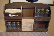Antique Spice Rack Vintage Spice Rack Ebay