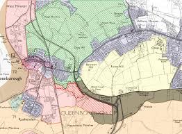 Barrows Map Allen Pyke Associates Neatscourt Isle Of Sheppey Allen Pyke